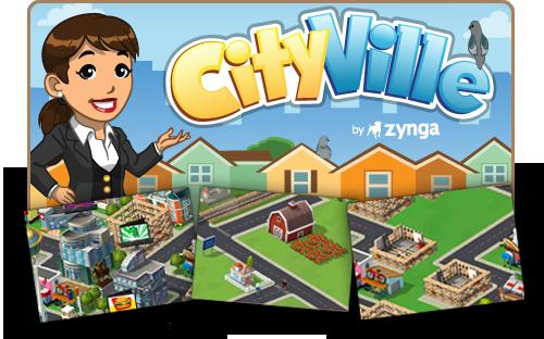 Cityville Social Site