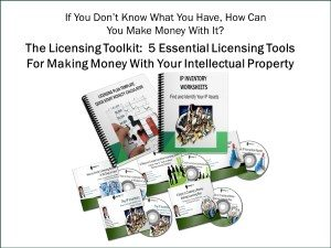licensing toolkit inventory